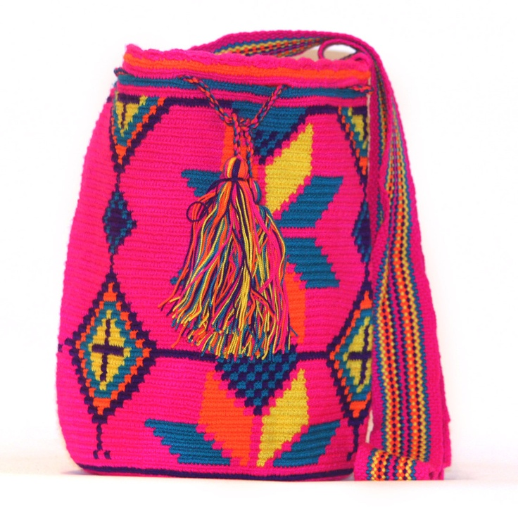 Crochet Mochila Bag www.colombofashion.nl