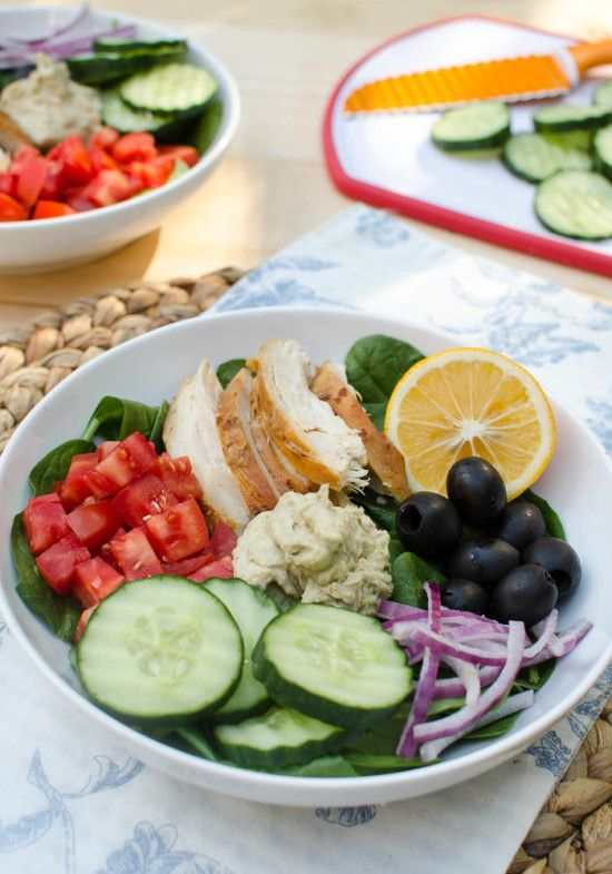 This make-at-home version of the Panera menu item is a nutrition packed, zero guilt meal that truly satisfies! ~ http://www.fromvalerieskitchen.com