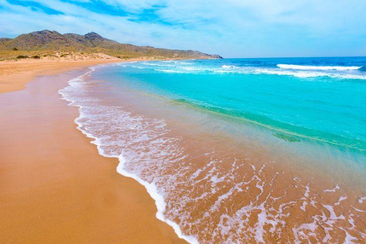Playa de Calblanque, Murcia