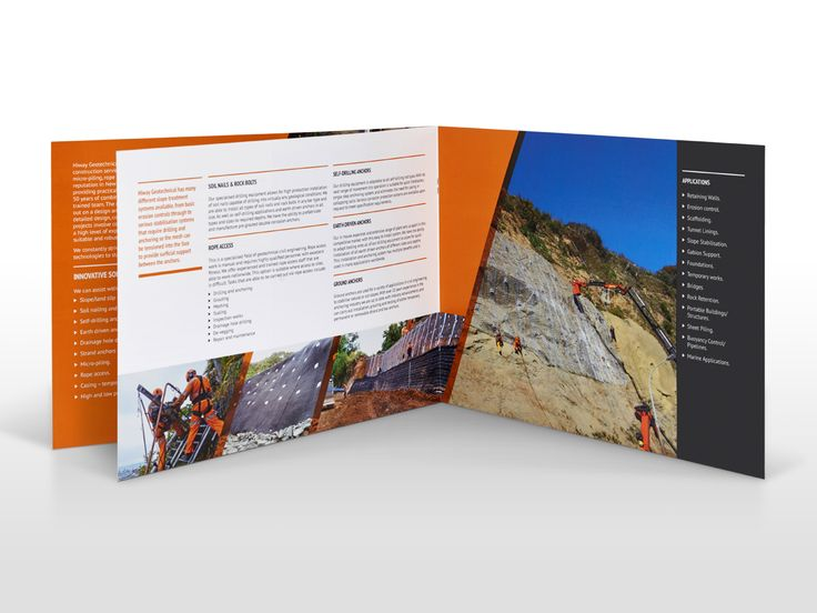 Hiway Geotechnical brochure