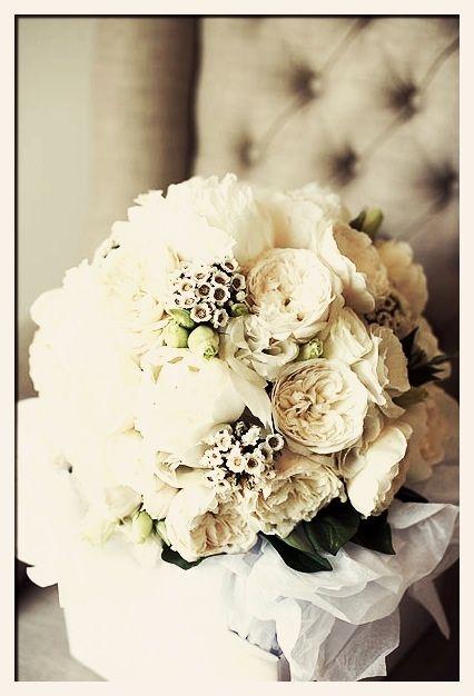 David Austin bouquet !!!