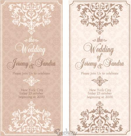 40 best Wedding Invitation Templates   Plantillas para Invitaciones - best of wedding invitation samples text