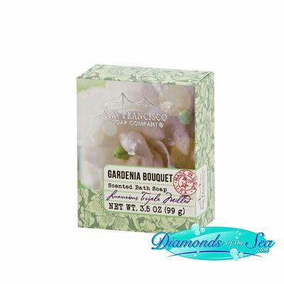 Gardenia Bouquet Bath Bar