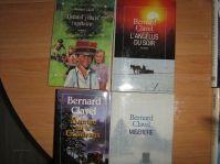 Romans Bernard clavel édition Albin