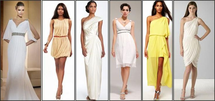 Греческий стиль в одежде: вечная ода женственности! - Ярмарка Мастеров - ручная работа, handmade
