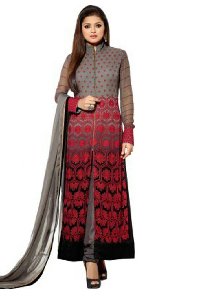Stand Collar Neck Designs For Salwar Kameez : Best collar neck designs of salvar kameez images on