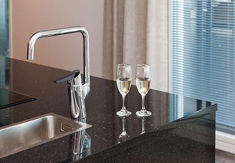 2733F Oras Optima kitchen faucet
