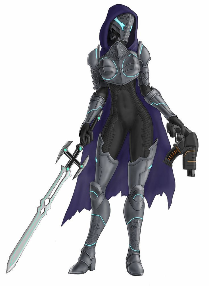 Character Design London : Tali templar by spacemaxmarine on deviantart game