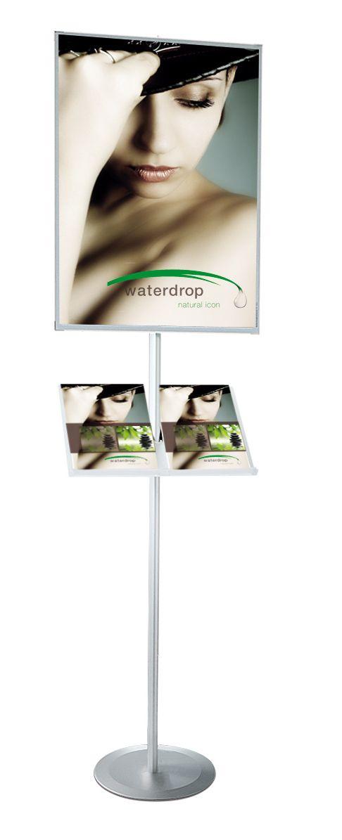 MAGINFO SLIM SOISTES Poster Displays - http://magnusongroup.com/products/posterdisplay/maginfoslimsoistes.html