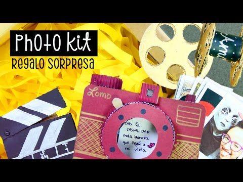 PHOTO KIT: SUPER Regalos San Valentín y Aniversario + SORTEO - 2 ✎ Craftingeek - YouTube