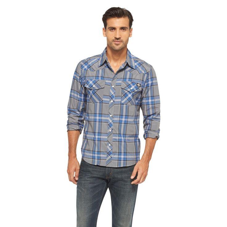 Dickies Men's Classic Fit Shirt -
