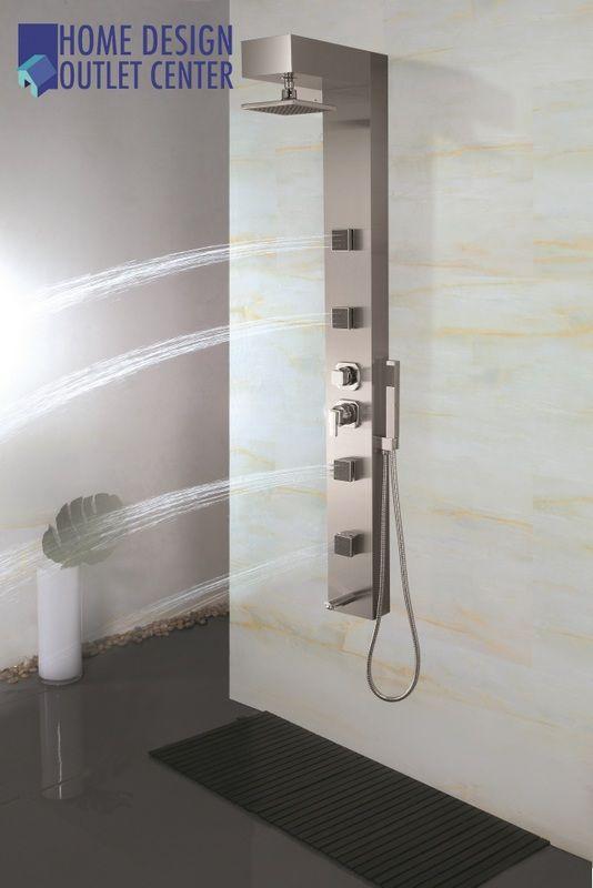 3390 best Best shower panels images on Pinterest   Bathroom ideas ...