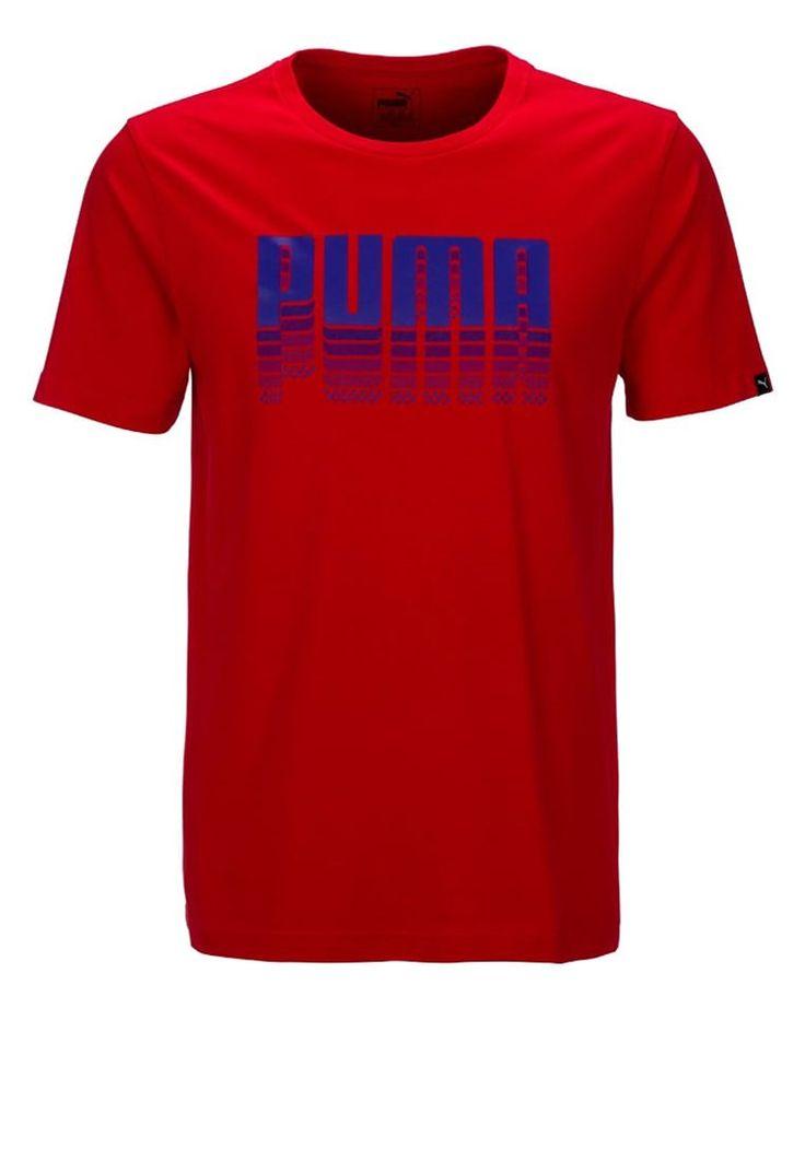 Puma LEVELS - T-Shirt print - puma red für 20,00 € (13.10.16) versandkostenfrei bei Zalando bestellen.