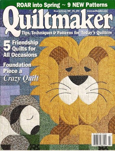 Quiltmaker N66 - Yolanda J - Picasa Webalbumok