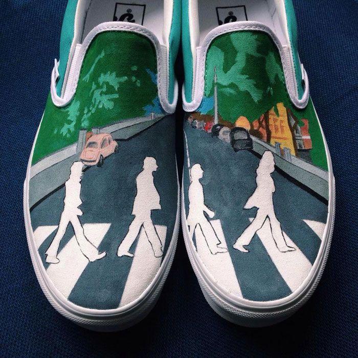 """""""Sapatos lisos são para pés tristes"""""""
