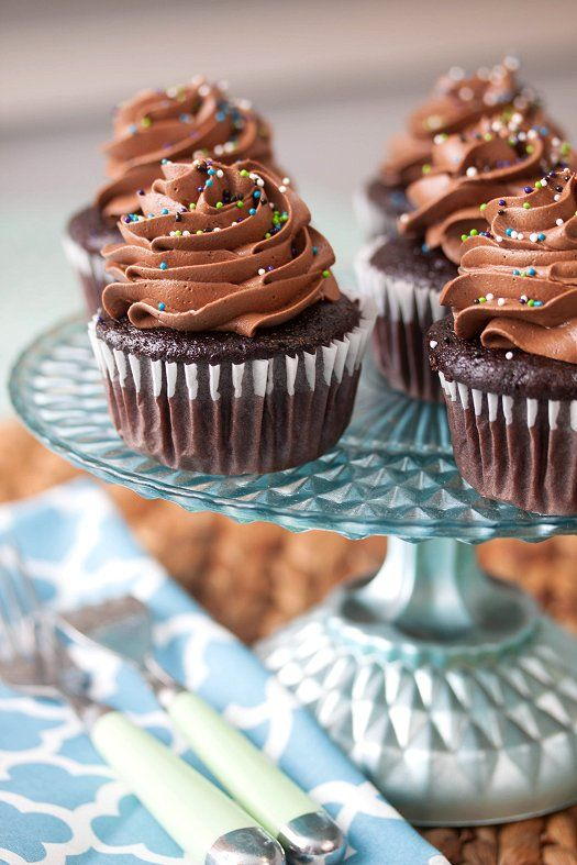 Perfect Chocolate Cupakes