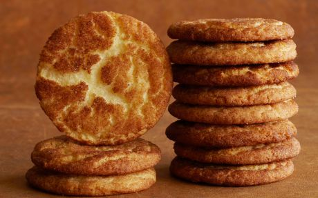 Snickerdoodles Recipe by Trisha Yearwood