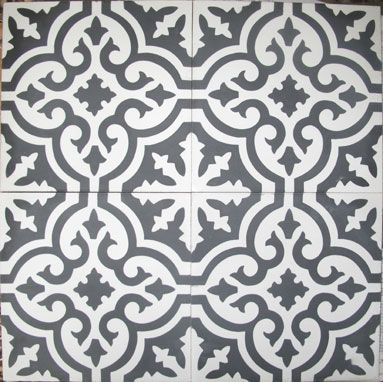 moroccan bazaar reproduction tile from Jatana Interiors