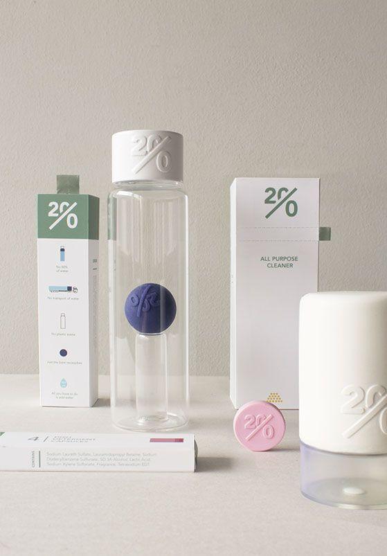 packaging de Twenty