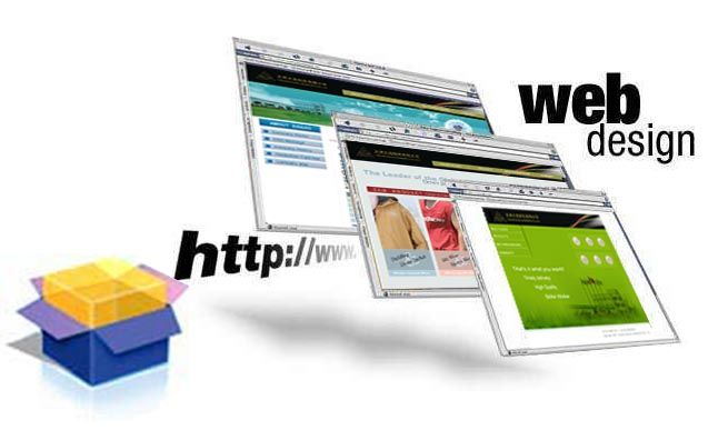 HTML Website Design Services
