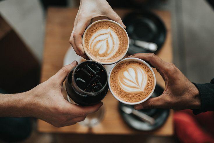 Samen koffie drinken, huiselijk gevoel