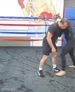 Ouchi gari di Ronda Rousey, judo personalizzato e molto efficace.