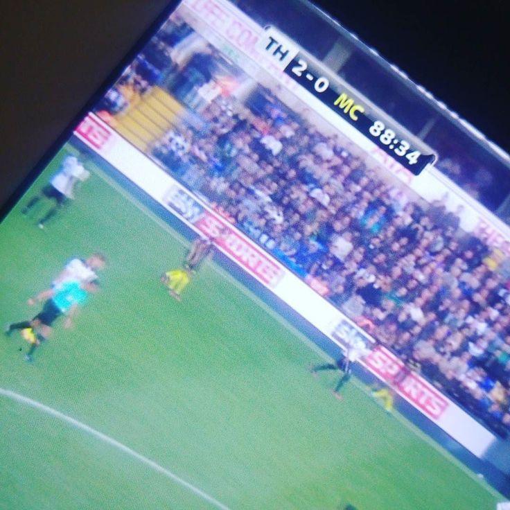 Loving this scoreline #thfc #coys