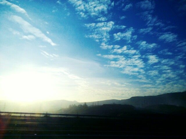 Pam-bıh gibi bulutlar
