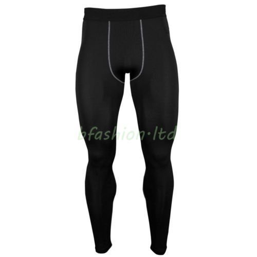 Mens compression #leggings cycling #pants under body armour base #layer gym trous,  View more on the LINK: http://www.zeppy.io/product/gb/2/151672185702/