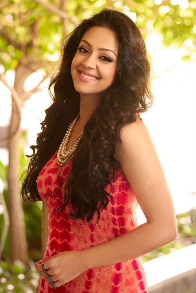cool Jyothika new photoshoot