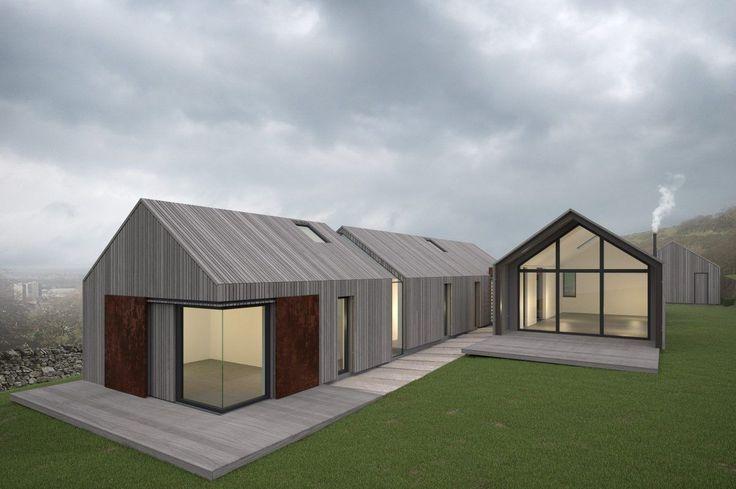 17 Best Ideas About Modern Barn House On Pinterest