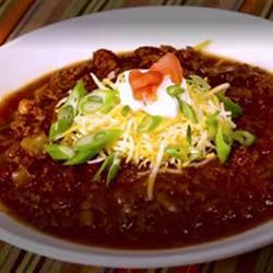 Healthier Boilermaker Tailgate Chili Allrecipes.com