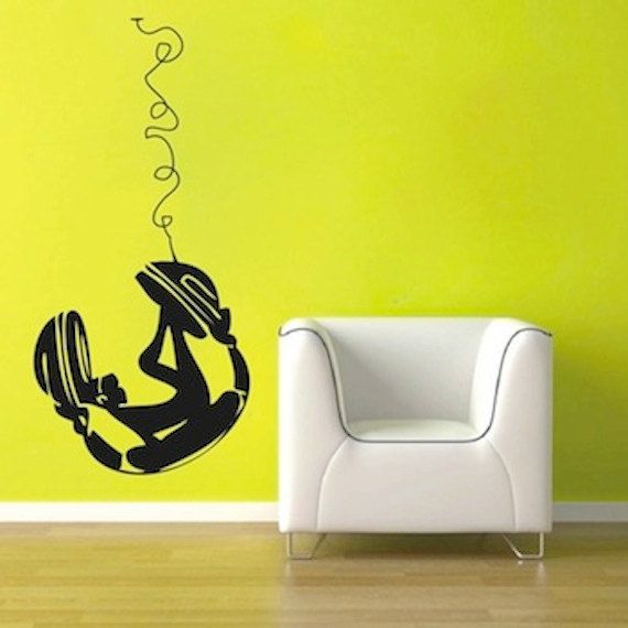 Best Clock Wall Decals Images On Pinterest Clock Wall Wall - How do you install a wall decal suggestions