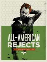 All-american Rejects Poster - Tour Poster - Concepcion Studios