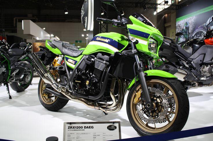第31回 大阪モーターサイクルショー2015 カワサキブースレポート - GET BIKE(ゲットバイク) -