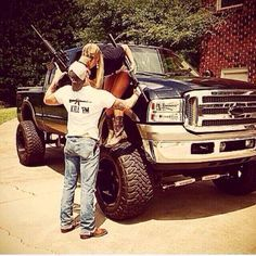 Country Boy Relationship Goals