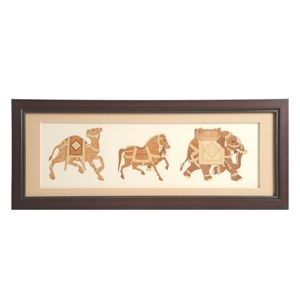 Animal Procession Frame - Rs.4410
