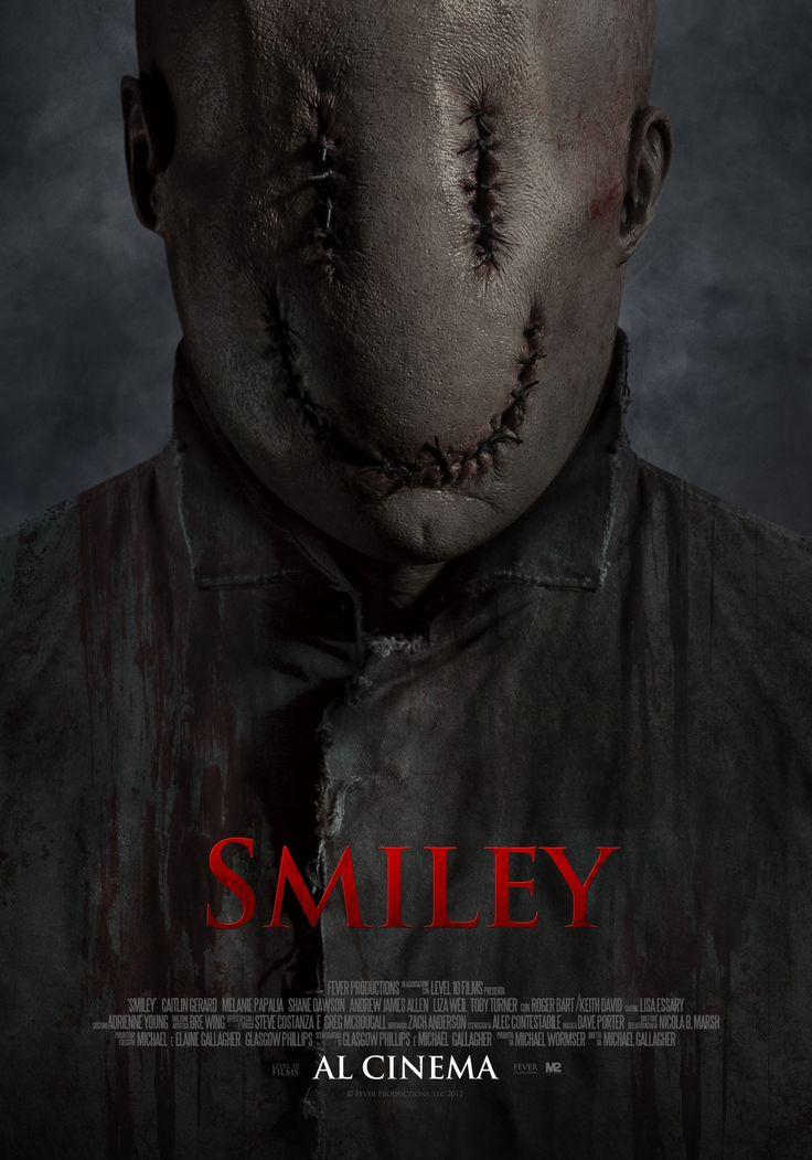La notte di Halloween inizierete a diffidare da chi vi sorride, perchè a volte dietro un sorriso può celarsi il più oscuro dei terrori.  #Smiley è in uscita al #cinema il 31 Ottobre.