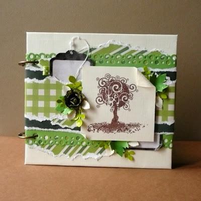 Cd folder made by Ivy.