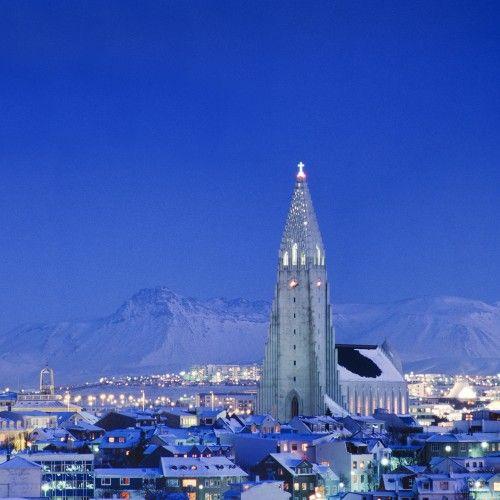 Hallgrímskirkja, Reykjavik, Iceland - photo tour