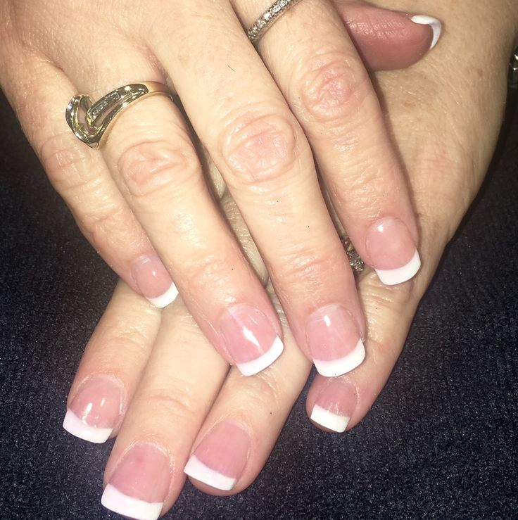 1000 ideas about natural looking acrylic nails on