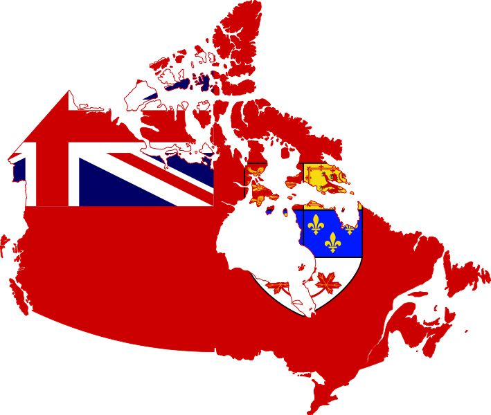 Best Flag Maps Images On Pinterest Flag Germany And Flags - Canada map with flag