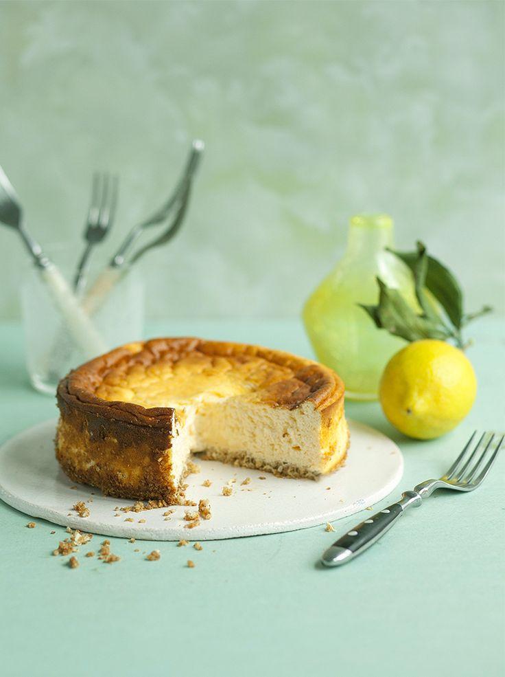 Citrommousse torta - 160 grammos szénhidrát diéta - Vrábel Krisztina * 160 g CH diet