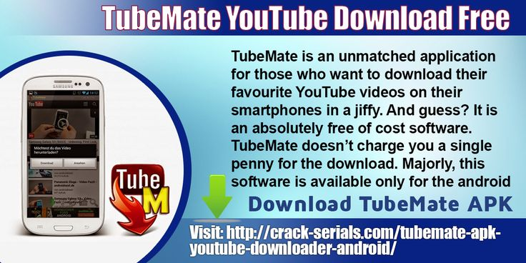 TubeMate is an unmatched application for those who want to download their favourite YouTube videos on their smartphones in a jiffy.