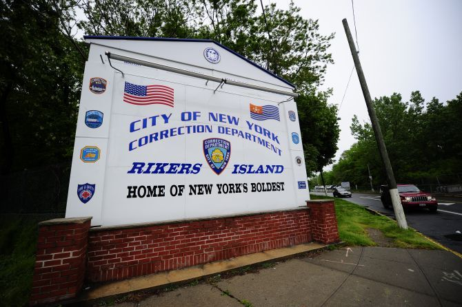 Family of Rikers Island Inmate Who Died From Untreated Ulcer Receives $1,500,000 Settlement The family of Victor Woods—an inmate of the New York City jail who died from his untreated ulcers—won a $1.5 million judgment from the city.   [Photo] view of the entrance to Rikers Island jail complex in New York City