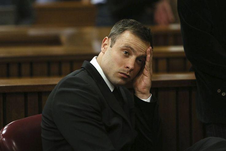 Oscar #Pistorius es condenado a cinco años de prisión por matar a su novia #PistoriusTrial