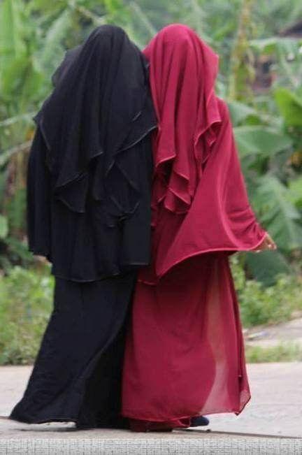 Sisters of the deen Mashallah