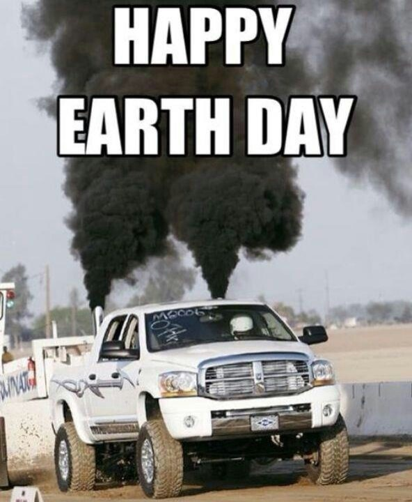 Happy Earth Day!! ;)
