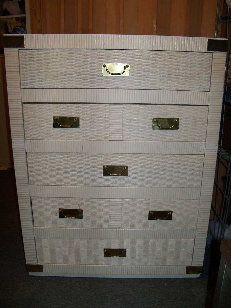 dresser from lea the bedroom people white real wood wicker carvings