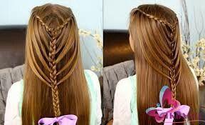 Çok güzel bir saç modeli:)Herkes denemeli.